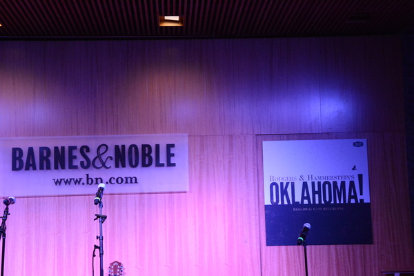 Photo Coverage: OKLAHOMA! Cast Celebrates Casting Recording Release at Barnes and Noble