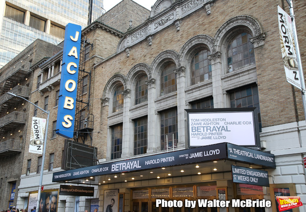 Up On The Marquee: BETRAYAL Arrives on Broadway