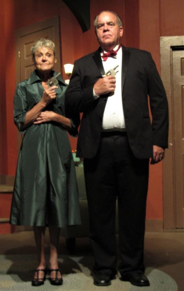 Photo Flash: Granite Theatre Presents Agatha Christie's THE HOLLOW