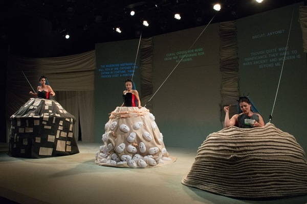 Photo Flash: First Look at Sound Theatre Company's PEELING