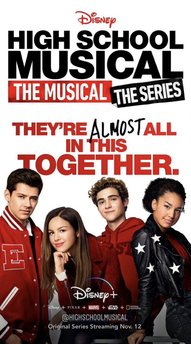 Disney Shares Poster for HIGH SCHOOL MUSICAL: THE MUSICAL: THE SERIES