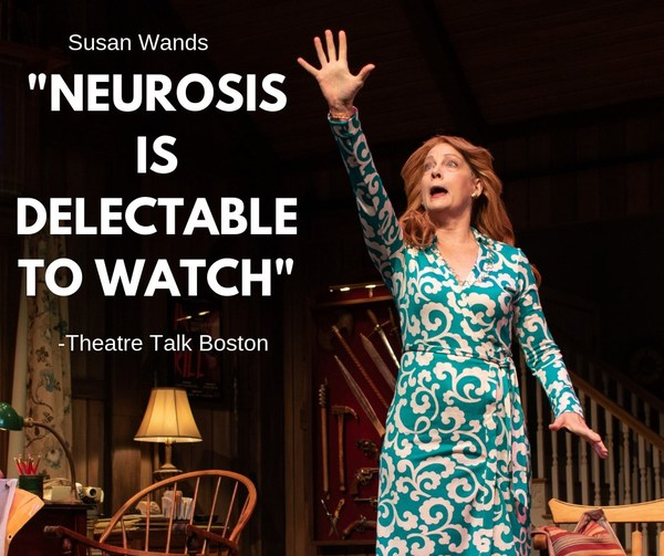 Photos: Get A First Look At DEATHTRAP At Cape Playhouse