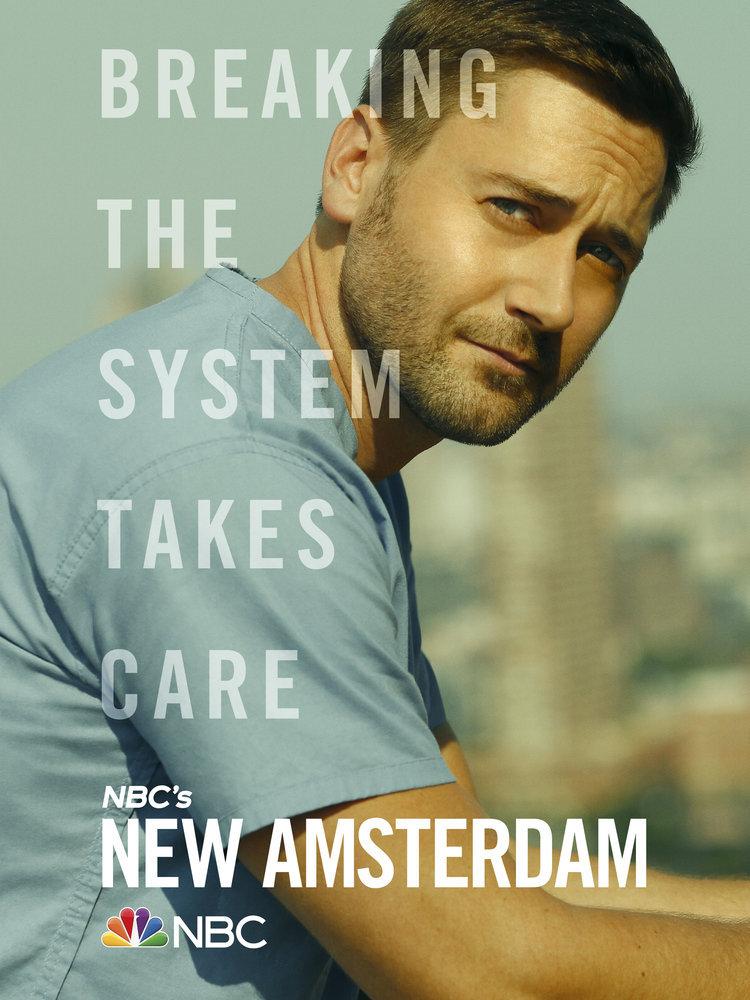 NBC Releases Key Art for NEW AMSTERDAM Season Two