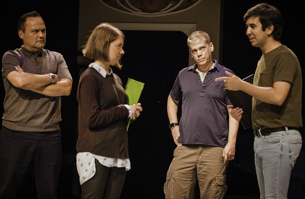 Photo Flash: Main Street Theater Presents THE HARD PROBLEM