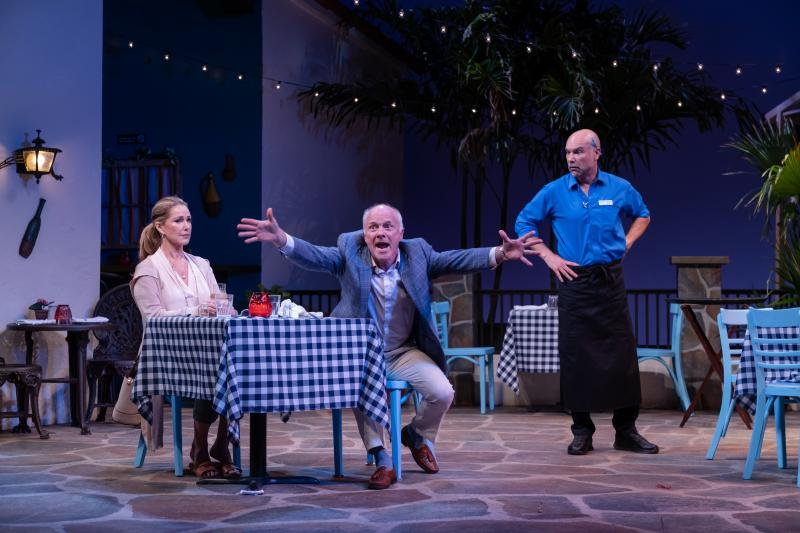 SLOW FOOD at Dorset Theatre Festival is a Funny and Sweet Finish to DTF's 2019 Season.