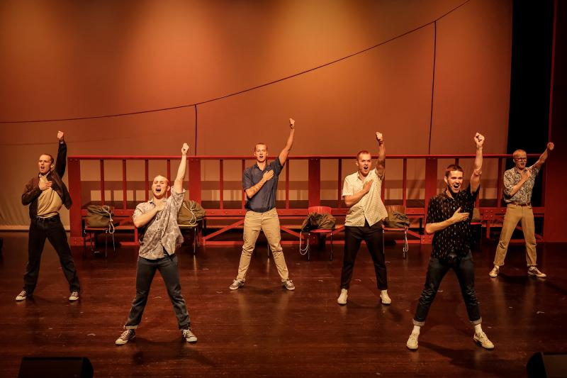 BWW Review: DOGFIGHT at Riksscenen, Oslo - Outstanding Musical With Tender And Heartfelt Performances