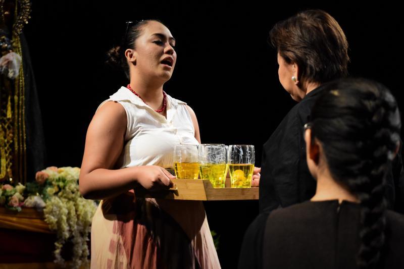 Photo Coverage: World Premiere of DOLOROSA Opens Tanghalang Ateneo's 41st Season
