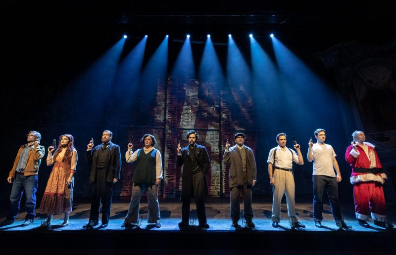 Review Roundup: What Did Critics Think of ASSASSINS at Signature Theatre?
