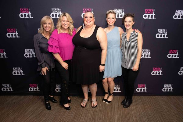Roberta Duchak, Kimi Hayes, Julia Schade, Kate Foss, and Elena Bonomo Photo