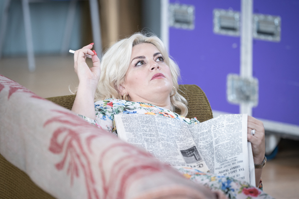 Photo Flash: In Rehearsal with A TASTE OF HONEY