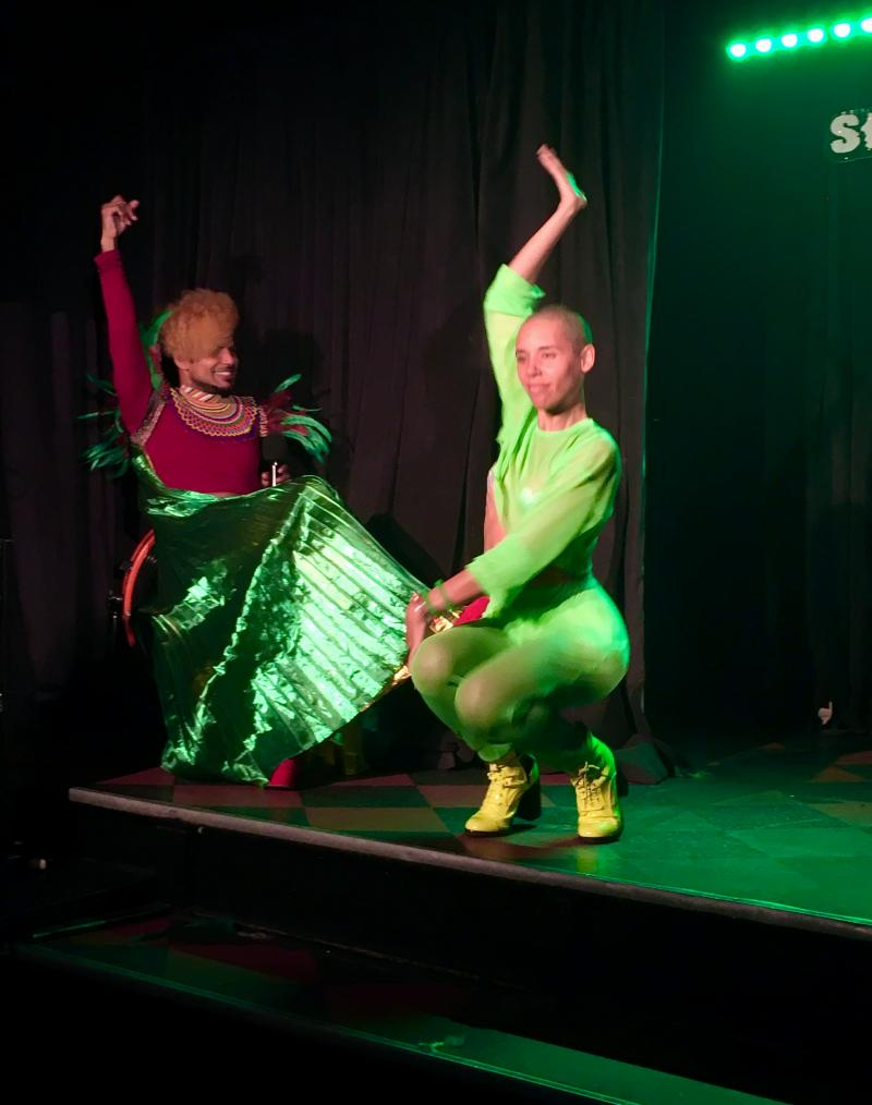 BWW Review: THE COLOR IZ Presented a Multifaceted Array of Dance and Disco at The Stonewall Inn