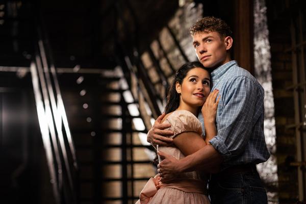 Liesl Collazo and Jeffrey Kringer Photo