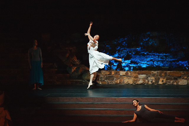 BWW Review: Women Rising Triumphantly -- Choreography From The Female Perspective, Featuring Ten Dance Companies Led By Women At The Ford Theatre