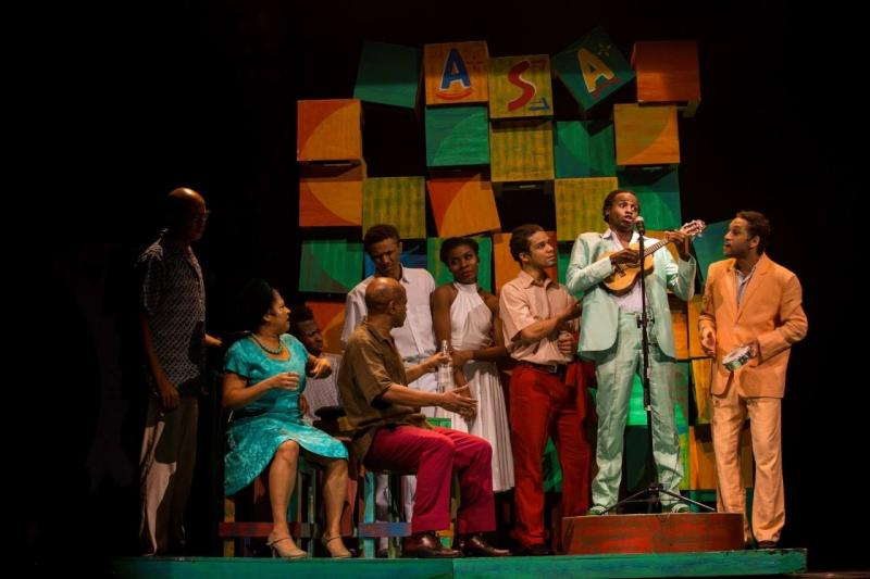 BWW Review: Known as the Samba Queen, MUSICAL DONA IVONE LARA - UM SORRISO NEGRO Opens in Sao Paulo
