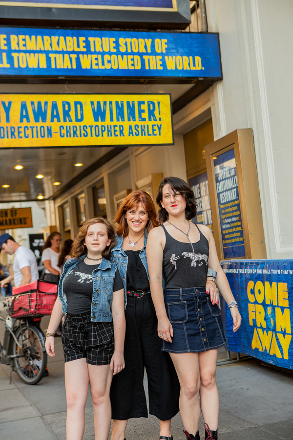 BWW Exclusive: Welcome To Parenthood! Meet The Mothers of Come From Away!