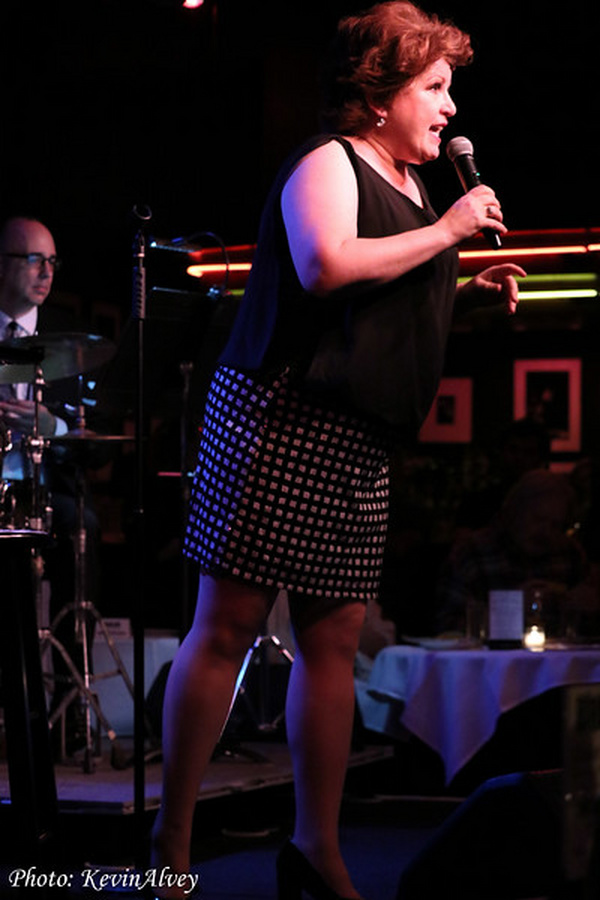 Photo Flash: Klea Blackhurst Celebrates Jerry Herman At Birdland