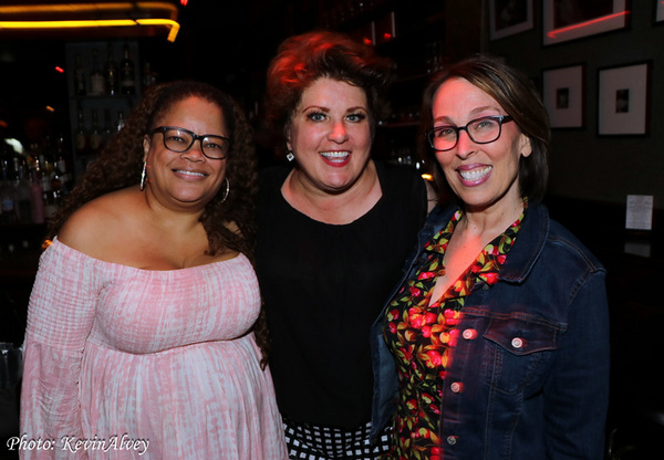 Natalie Douglas, Klea Blackhurst, Susie Mosher