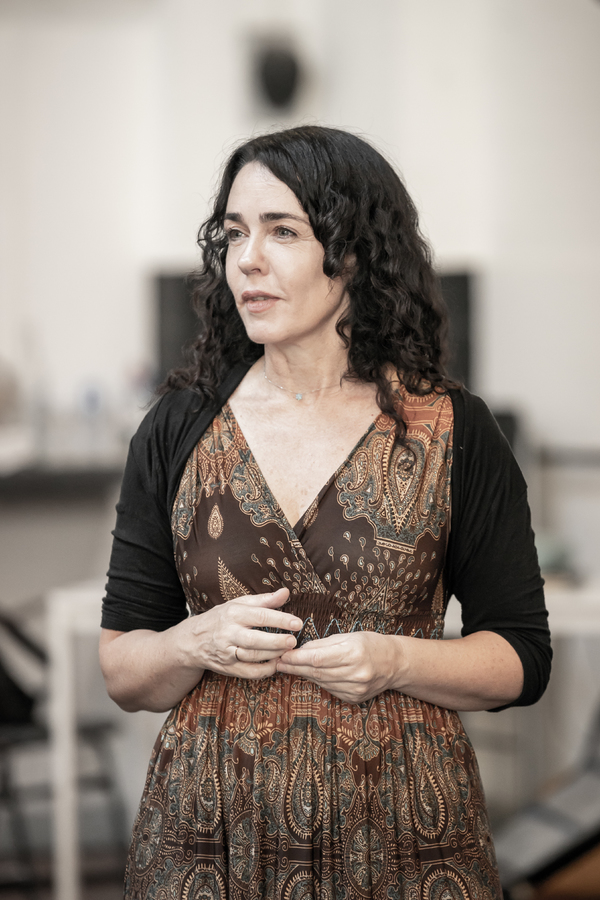 Photos: Inside Rehearsal For BLOOD WEDDING at the Young Vic
