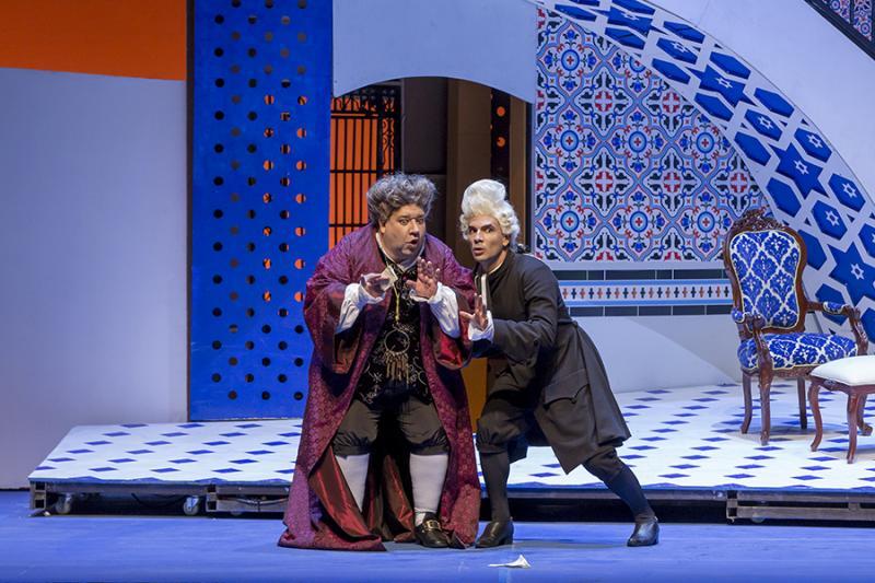Teatro Digital Will Stream Teatro Mayor's IL BARBIERE DI SIVIGLIA