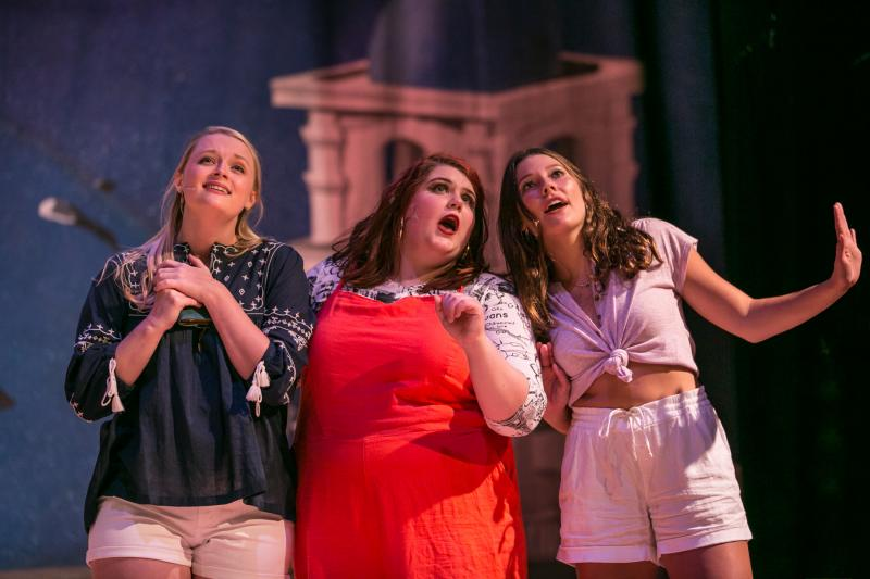 BWW Review: Arts Center of Cannon County's MAMMA MIA! Offers a Gleeful Take on ABBA-inspired Musical