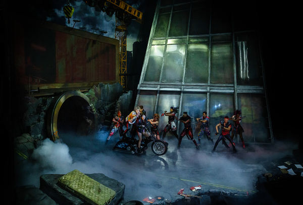 Photo Flash: Get an All New Look at BAT OUT OF HELL