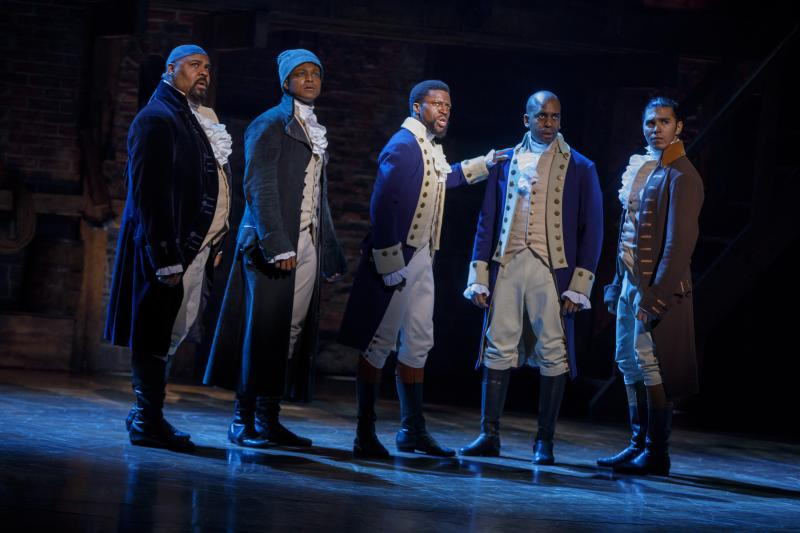 Lin-Manuel Miranda's Six Degrees of Separation (Or Less) to Every Show on Broadway!