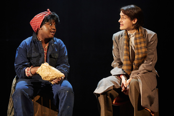 Photos: First Look At Sarah Waters's THE NIGHT WATCH