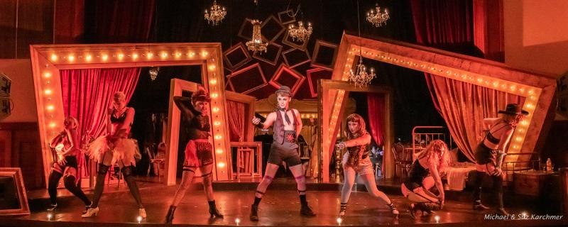 BWW Review: Peregrine Theatre Ensemble's CABARET Is Stunning