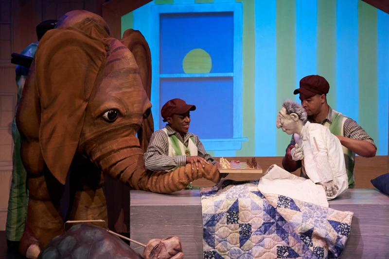 BWW Review: AMOS McGEE Takes Us Into Uncharted Pre-K Territory