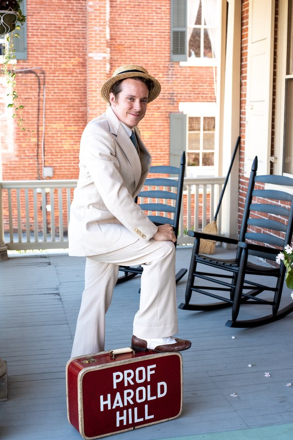 Photo Flash:  First Look At THE MUSIC MAN At Servant Stage
