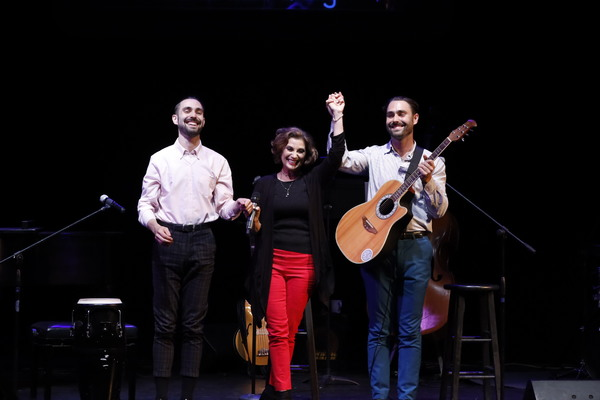 Photo Flash: Valerie Perri and Jack & Benny Lipson Present ALL IN THE FAMILY At the Rubicon Theatre