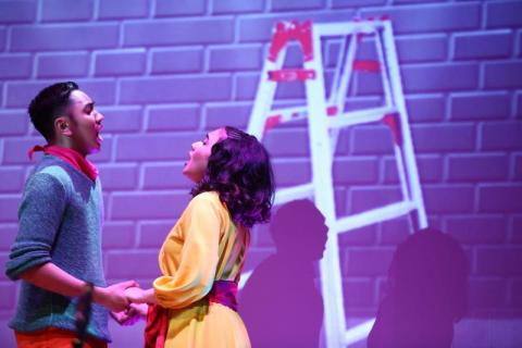 BWW Review: Indonesia's Triple Threats Share the Stage in WHAT I DID FOR LOVE by Bakti Budaya Djarum Foundation