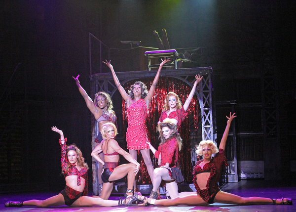 Photo Flash: First Look at KINKY BOOTS at the Gateway