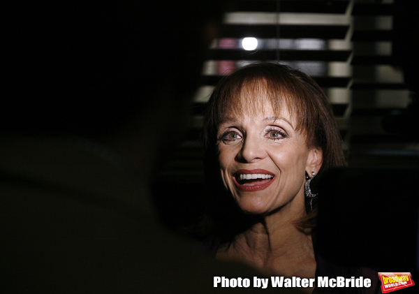 "Valerie Harper attending the Broadway Opening Night After Party for ""Looped"" at Sardi Photo"