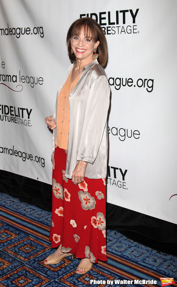 Valerie Harper pictured at the 76th Annual Drama League Awards Ceremony And Luncheon  Photo