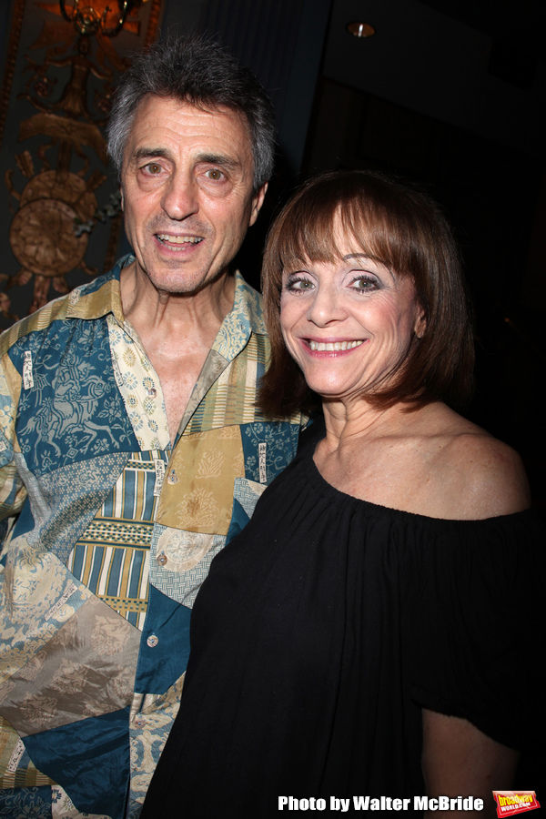 "Backstage at ""LOOPED"" starring Valerie Harper as Tallulah Bankhead at the Arena Stag Photo"