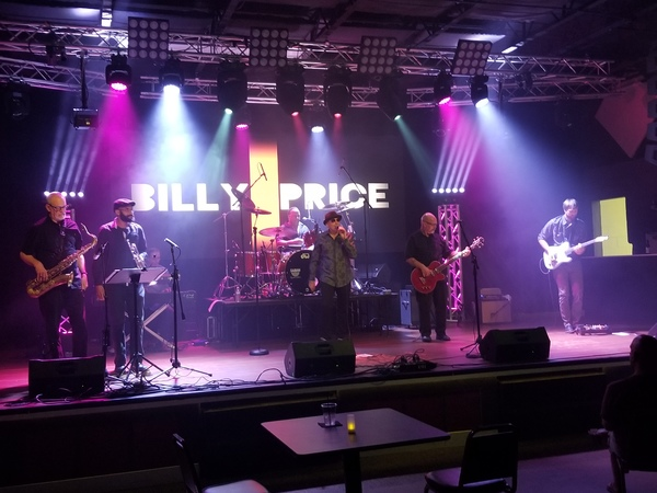 BWW Interview: Billy Price Makes Gulf Coast Records Debut With DOG EAT DOG