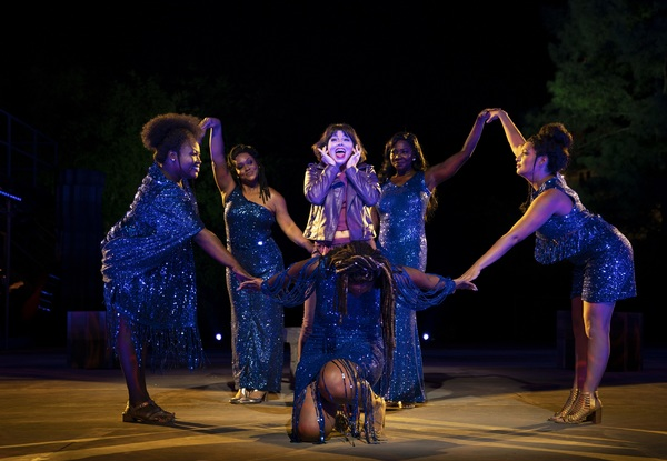 Photo Flash: Bless My Soul! Get a First Look at The Public Theater's HERCULES