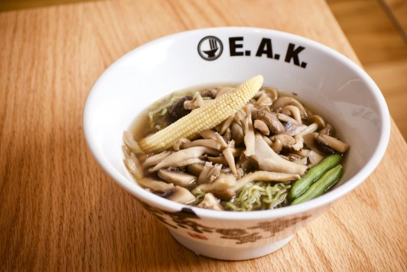 E.A.K. RAMEN-Delightful Japanese Dining Destination in Hell's Kitchen So Close to the Theatre District