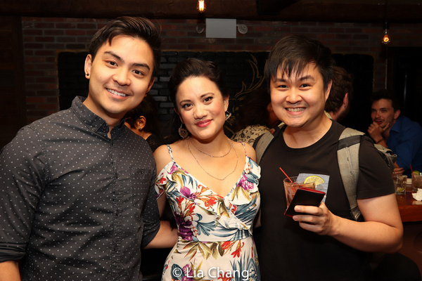 Daniel Le, Diane Phelan, Cheeyang Ng Photo