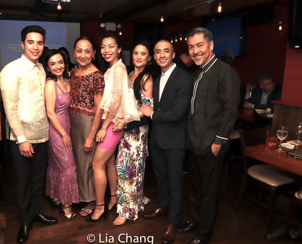 Photo Flash: Jessica Hagedorn, Ching Valdes-Aran, Alan Ariano And More Celebrate FELIX STARRO Opening Night