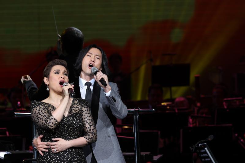 PHOTOS: Lea Salonga Headlines Resorts World Manila's PERFECT TEN: A Gala Performance
