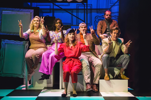 Photo Flash: First Look at FALSETTOS at the Other Palace