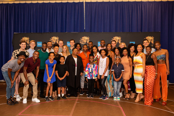 Photo Coverage: Meet the Broadway Company of TINA: THE TINA TURNER MUSICAL