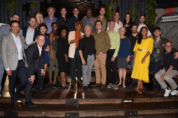 Photo Coverage: Cast of LITTLE SHOP OF HORRORS Meets The Press