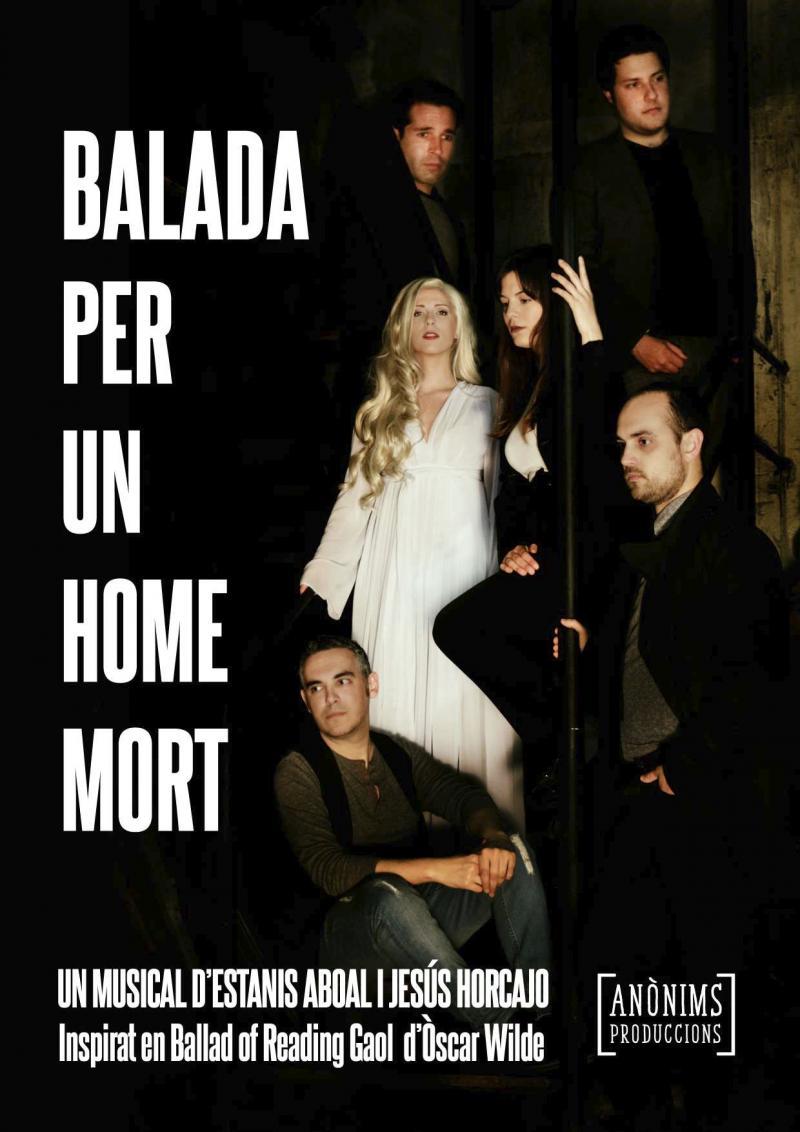 BALADA PER UN HOME MORT se estrena en Barcelona
