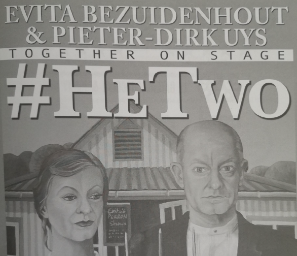 BWW Review: #HETWO: EVITA EXPOSED at Theatre On The Bay is Full of Heart and Belly Laughs