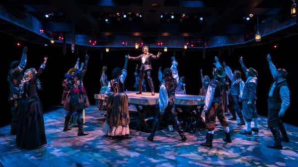Photo Flash: There's Nothing Quite Like a Musical in Marriott Theatre's SOMETHING ROTTEN!