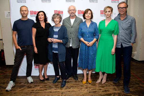 Photo Coverage: Meet the Cast of THE HEIGHT OF THE STORM!
