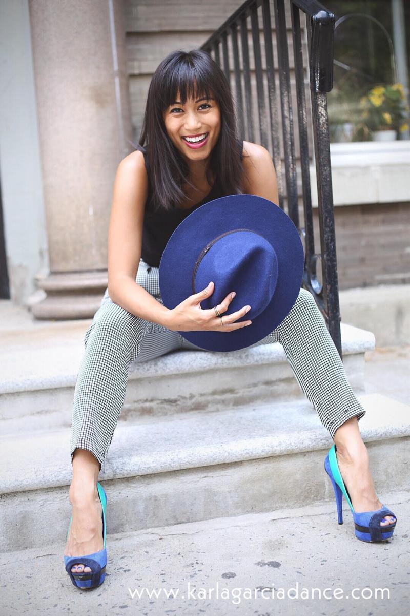 HAMILTON's Karla Puno Garcia to Hold Dance Workshop in Makati City, Sept. 13